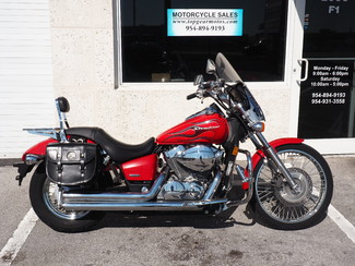 2007 Honda Shadow Spirit 750 C2 Dania Beach, Florida