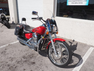 2007 Honda Shadow Spirit 750 C2 Dania Beach, Florida 1
