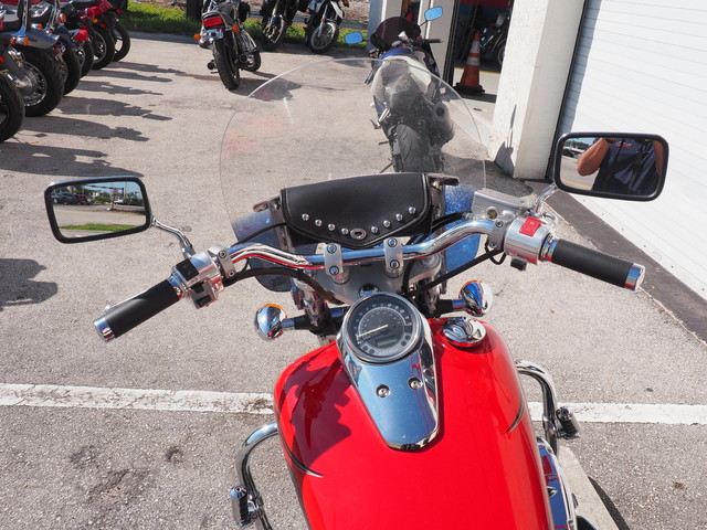2007 Honda Shadow Spirit 750 C2 Dania Beach, Florida 12