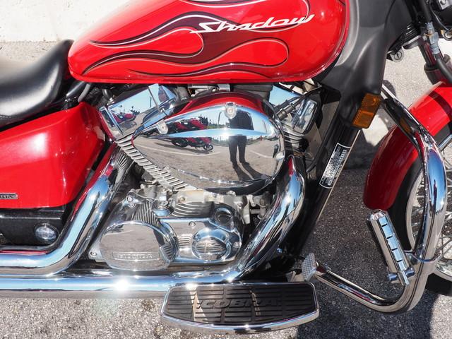 2007 Honda Shadow Spirit 750 C2 Dania Beach, Florida 3