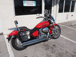 2007 Honda Shadow Spirit 750 C2 Dania Beach, Florida 6