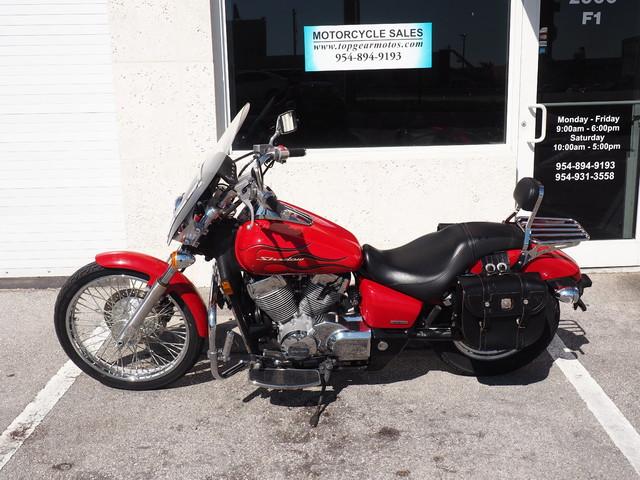 2007 Honda Shadow Spirit 750 C2 Dania Beach, Florida 7