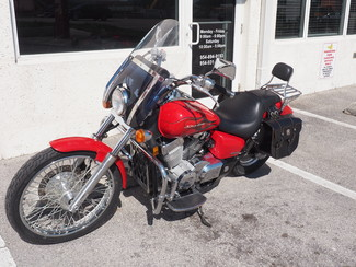 2007 Honda Shadow Spirit 750 C2 Dania Beach, Florida 8