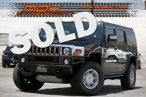 2007 Hummer H2 SUV - 3rd row seat - BOSE in Los Angeles