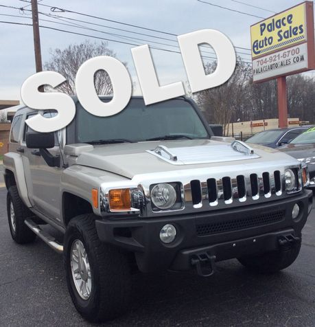2007 Hummer H3 SUV in Charlotte, NC