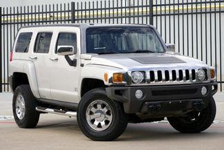 2007 Hummer H3 SUV* Sunroof* Rear DVD* Leather* 4x4* EZ Finance** | Plano, TX | Carrick's Autos in Plano TX