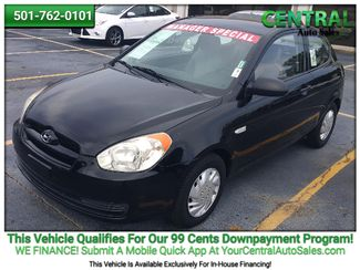 2007 Hyundai Accent GS | Hot Springs, AR | Central Auto Sales in Hot Springs AR