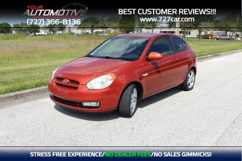 2007 Hyundai Accent SE in PINELLAS PARK, FL