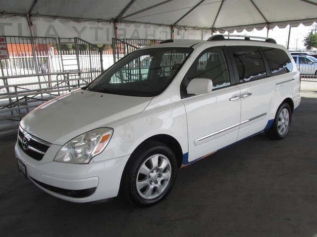 2007 Hyundai Entourage GLS Please call or e-mail to check availability All of our vehicles are