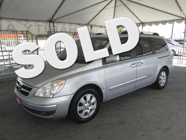 2007 Hyundai Entourage GLS This particular Vehicle comes with 3rd Row Seat Please call or e-mail