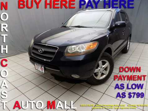 2007 Hyundai Santa Fe GLS As low as $799 DOWN in Cleveland, Ohio