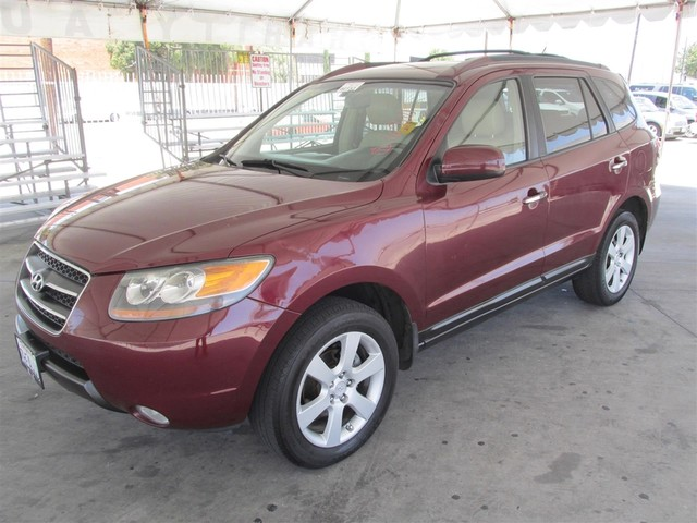 2007 Hyundai Santa Fe Limited Please call or e-mail to check availability All of our vehicles a