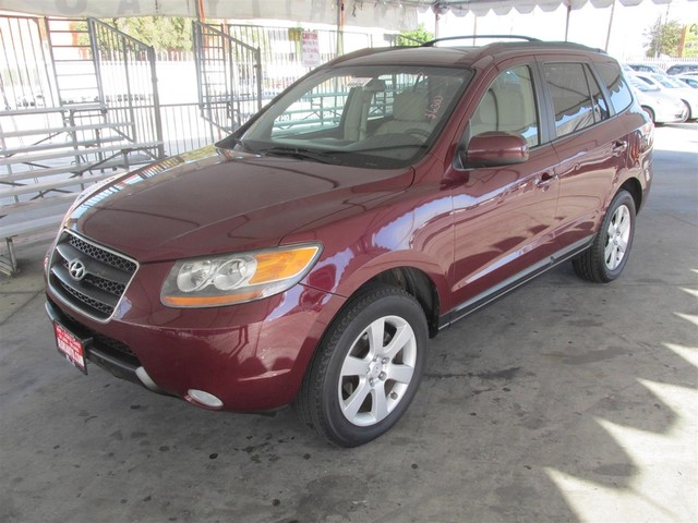 2007 Hyundai Santa Fe SE This particular Vehicle comes with 3rd Row Seat Please call or e-mail to