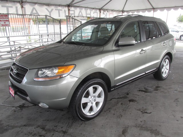 2007 Hyundai Santa Fe SE wXM This particular Vehicle comes with 3rd Row Seat Please call or e-ma