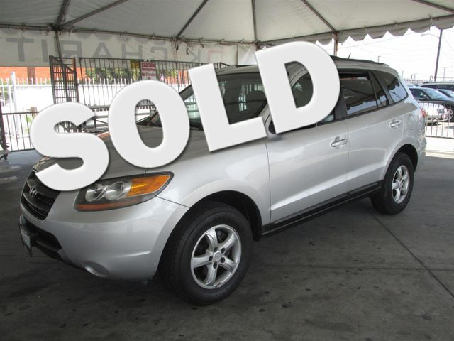 2007 Hyundai Santa Fe GLS This particular Vehicles true mileage is unknown TMU Please call or