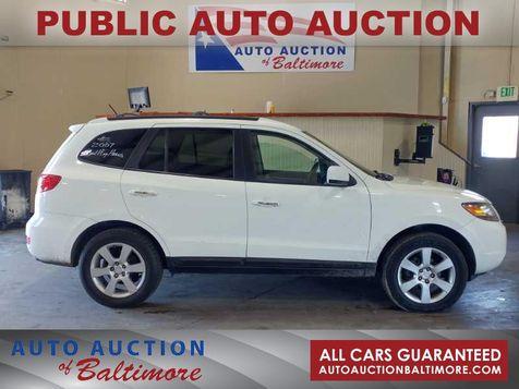 2007 Hyundai SANTA FE  | JOPPA, MD | Auto Auction of Baltimore  in JOPPA, MD