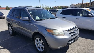 2007 Hyundai Santa Fe Limited w/XM Las Vegas, Nevada