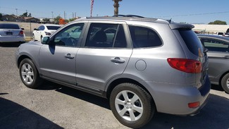 2007 Hyundai Santa Fe Limited w/XM Las Vegas, Nevada 5