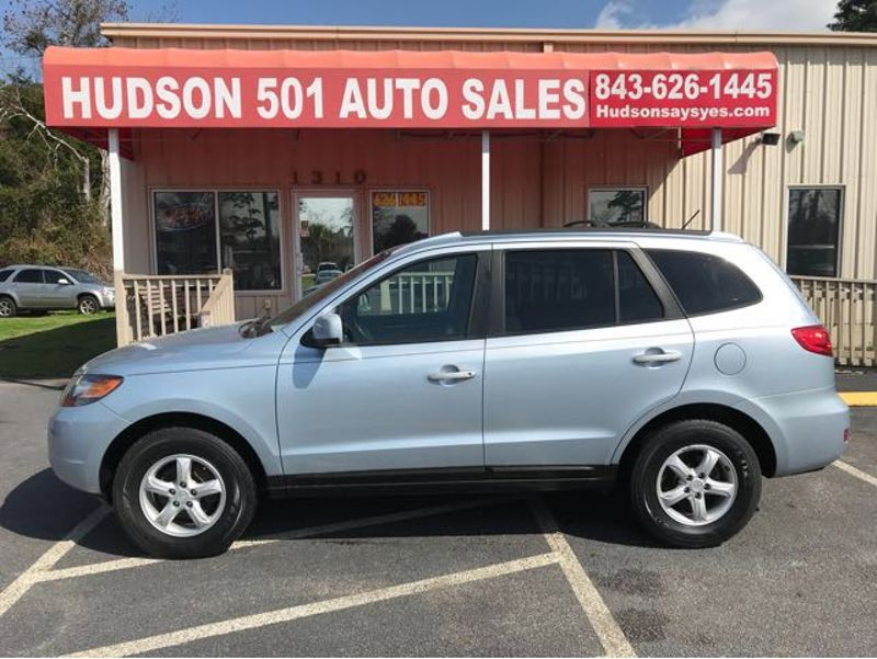 2007 Hyundai Santa Fe GLS AWD | Myrtle Beach, South Carolina | Hudson Auto Sales in Myrtle Beach South Carolina