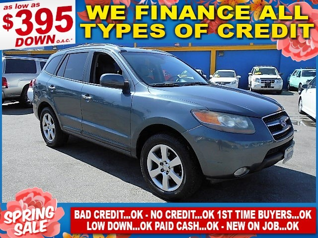 2007 Hyundai Santa Fe SE Limited warranty included to assure your worry-free purchase AutoCheck r