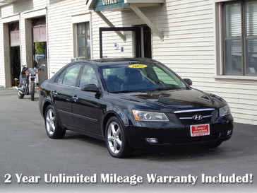 2007 Hyundai Sonata Limited in Brockport,