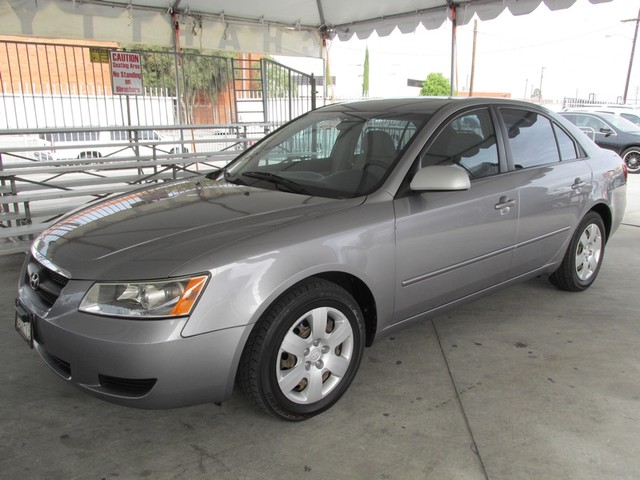 2007 Hyundai Sonata GLS Please call or e-mail to check availability All of our vehicles are avai