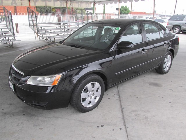 2007 Hyundai Sonata GLS Please call or e-mail to check availability All of our vehicles are ava