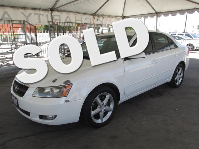 2007 Hyundai Sonata SE Please call or e-mail to check availability All of our vehicles are avai