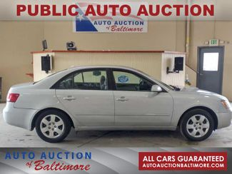 2007 Hyundai SONATA GLS  | JOPPA, MD | Auto Auction of Baltimore  in Joppa MD
