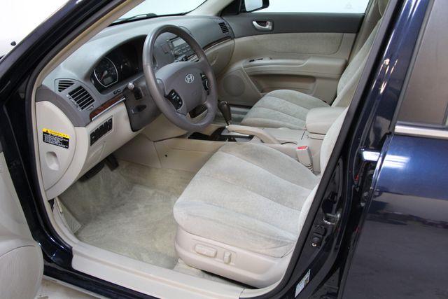 2007 Hyundai Sonata SE V6 Richmond, Virginia 2