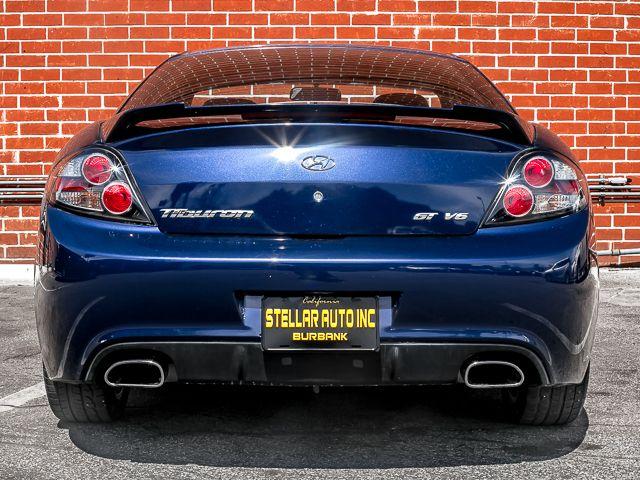 2007 Hyundai Tiburon GT Limited Burbank, CA 3