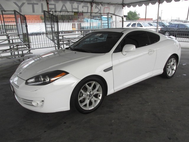 2007 Hyundai Tiburon GT Please call or e-mail to check availability All of our vehicles are ava