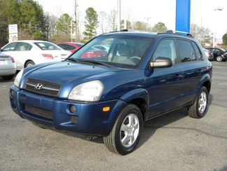2007 Hyundai Tucson GLS  city Georgia  Paniagua Auto Mall   in dalton, Georgia