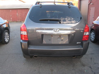 2007 Hyundai Tucson SE   One Owner Clean Carfax New Brunswick, New Jersey 5