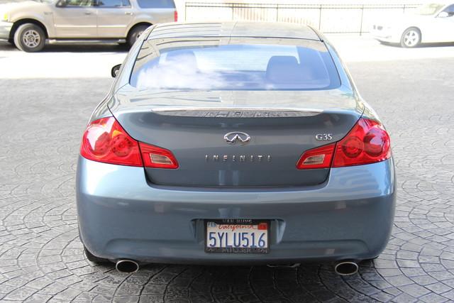 2007 Infiniti G35 Journey Burbank, CA 6