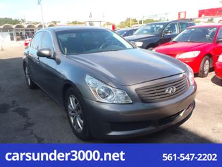 2007 Infiniti G35 Journey Lake Worth , Florida