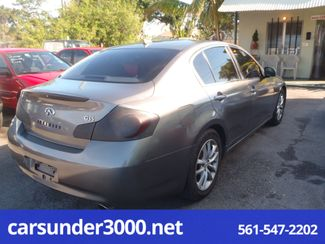2007 Infiniti G35 Journey Lake Worth , Florida 3