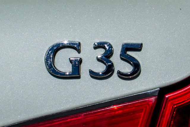 2007 Infiniti G35 Journey - AUTO - 91K MILES - SUNROOF Reseda, CA 47