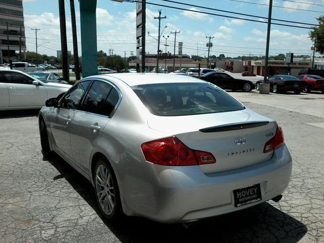 2007 Infiniti G35 Sport San Antonio, Texas 5