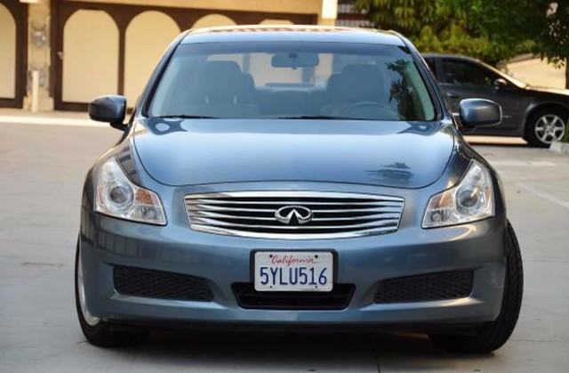 2007 Infiniti G35 Journey Studio City, California 1