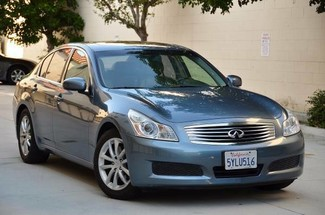 2007 Infiniti G35 Journey Studio City, California