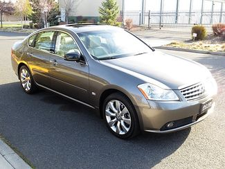 2007 Infiniti M35X AWD Navigation Bend, Oregon 2