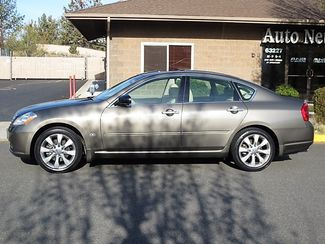 2007 Infiniti M35X AWD Navigation Bend, Oregon 7