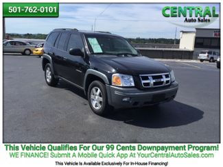 2007 Isuzu Ascender S | Hot Springs, AR | Central Auto Sales in Hot Springs AR