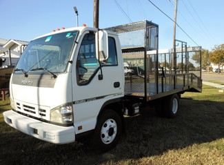 2007 Isuzu NPR,DIESEL, Landscaping Truck Bed Irving, Texas 0