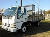 2007 Isuzu NPR,DIESEL, Landscaping Truck Bed Irving, Texas