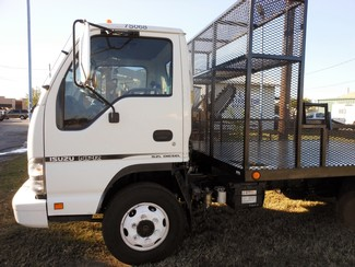 2007 Isuzu NPR,DIESEL, Landscaping Truck Bed Irving, Texas 39