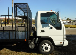 2007 Isuzu NPR,DIESEL, Landscaping Truck Bed Irving, Texas 8