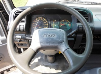 2007 Isuzu NPR,DIESEL, Landscaping Truck Bed Irving, Texas 15