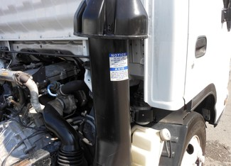 2007 Isuzu NPR,DIESEL, Landscaping Truck Bed Irving, Texas 34